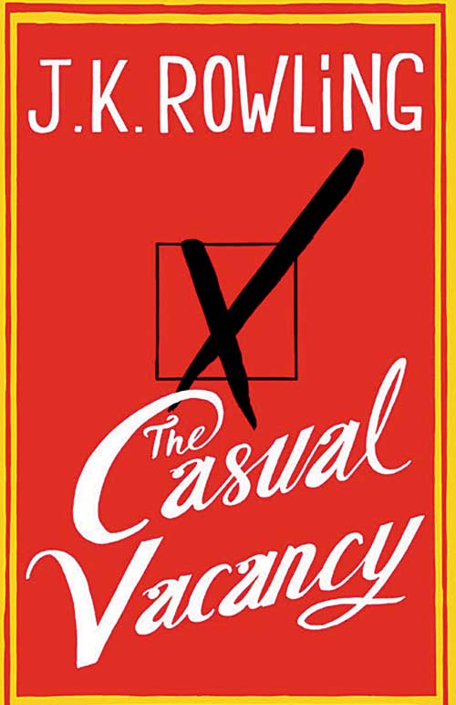 casual vacancy rowling