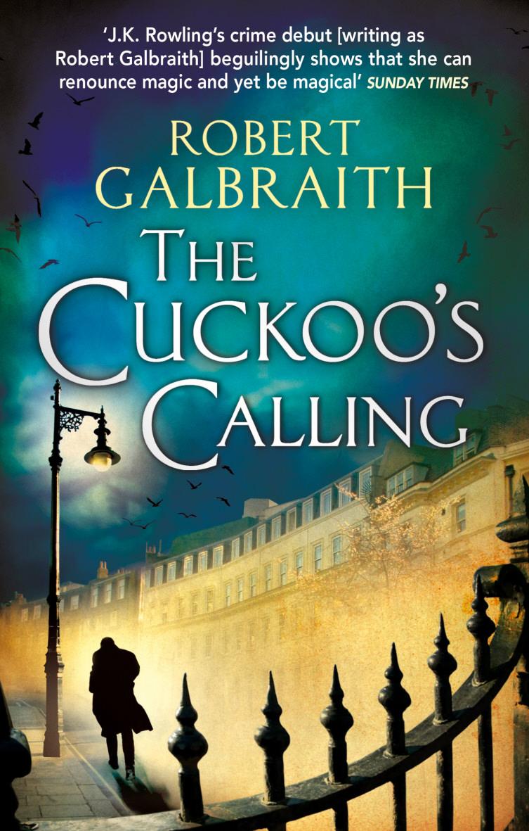 cuckoos calling rowling