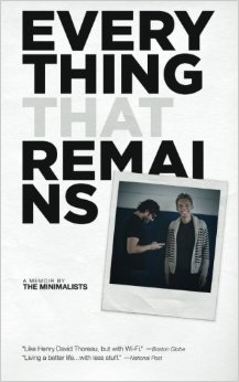 everything that remains minimalists