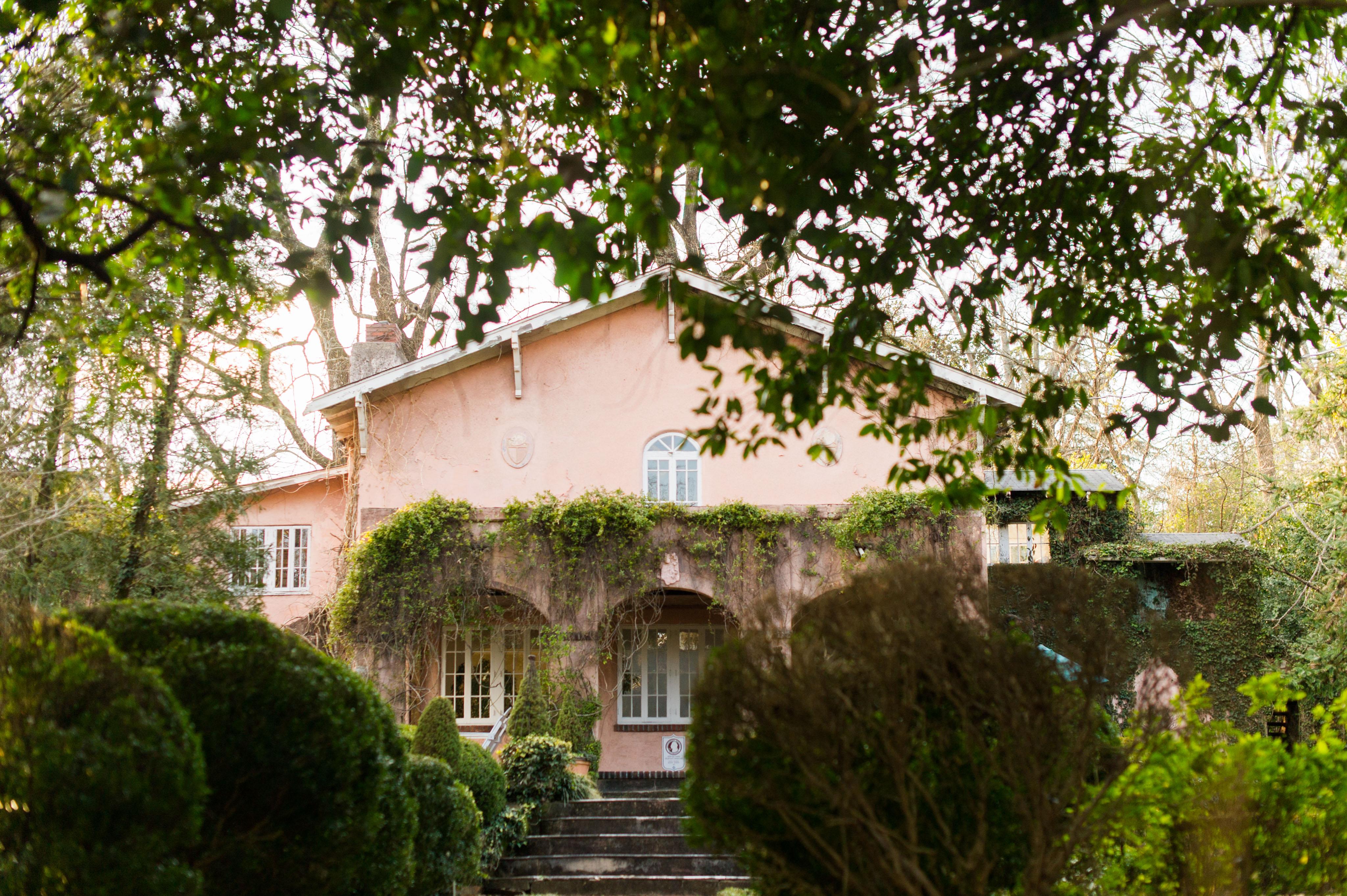 pink house birmingham